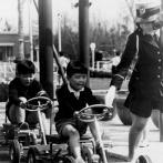 昭和47年 杉並児童交通公園開園