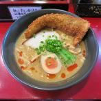 バラカツ伽辣麺/830円/麺150g
