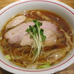 軍鶏そば/750円/麺140g