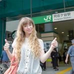 JR阿佐ケ谷駅からお散歩スタート