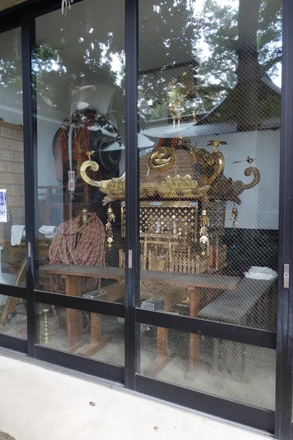 堀ノ内熊野神社 すぎなみ学倶楽...