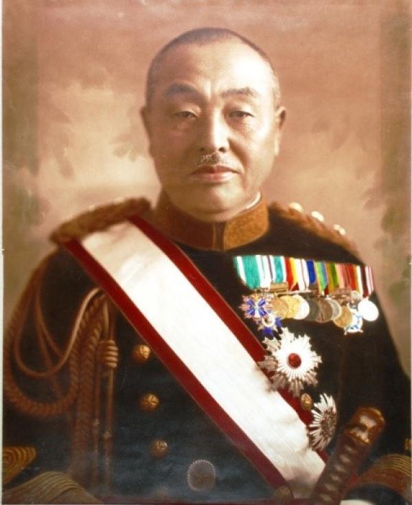 渡邉錠太郎肖像(写真提供:杉並区立郷土博物館)