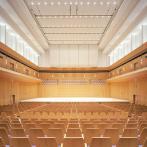 抜群の音響効果を誇る、国内有数の本格的ホール(大ホール:客席数1,190)