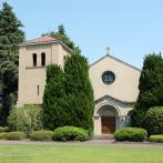 聖マーガレット礼拝堂(写真提供:学校法人立教女学院)